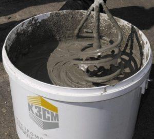 Клей для газобетона - состав, характеристики и расход