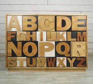 комод-алфавит