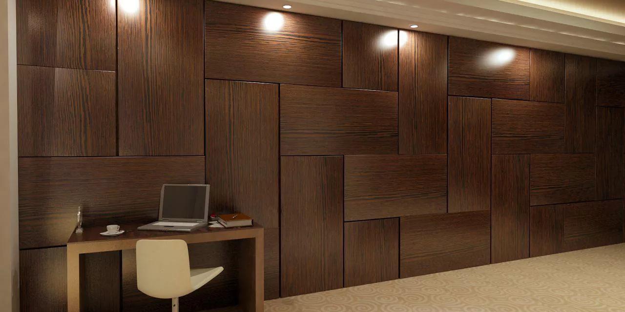 Панели деревянные стеновые