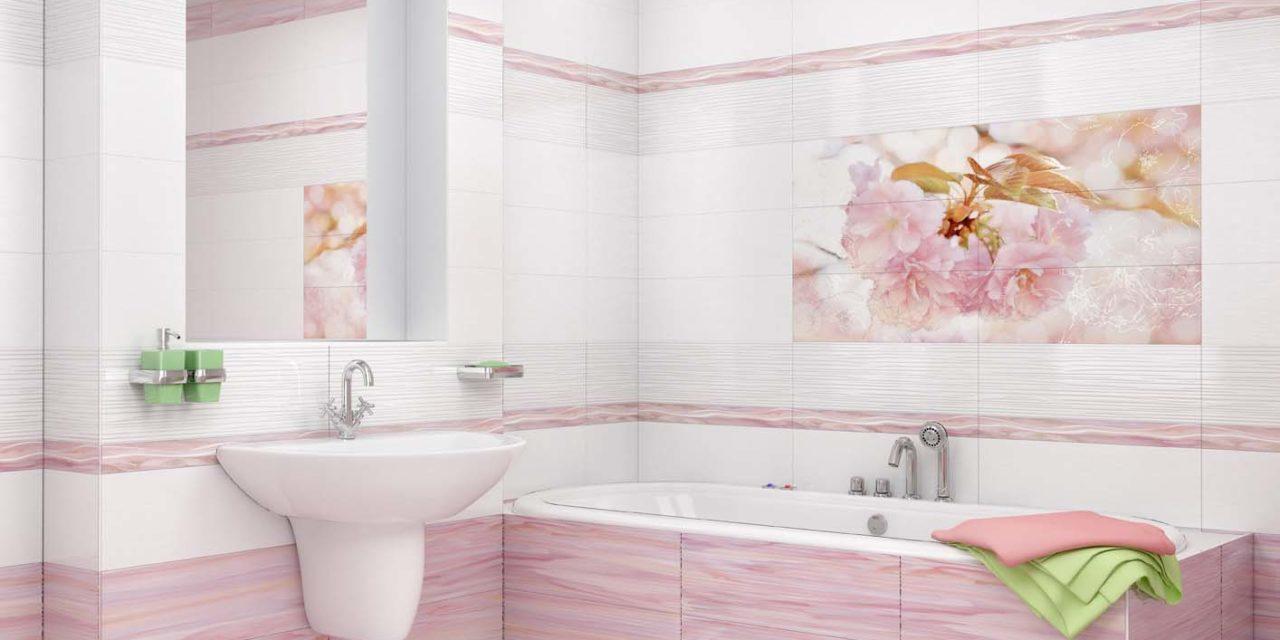 Керамическая плитка для ванной комнаты – что это, её преимущества