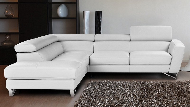 Секционный диван для гостиной. Основные формы и виды секционных диванов