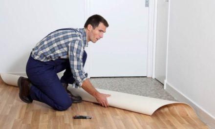 Как утеплить бетонный пол в квартире под линолеум