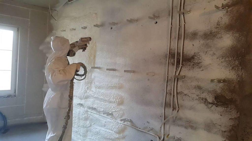 Шумоизоляционный материал для стен в квартире