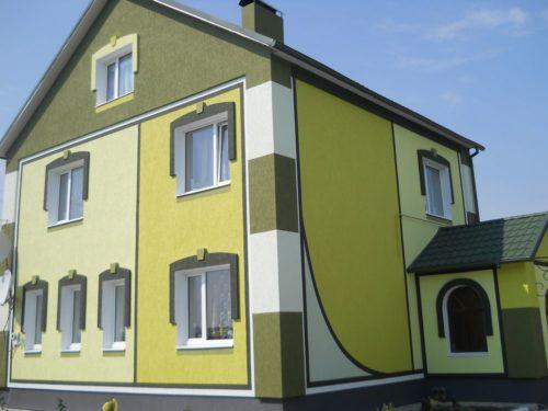 Фасадная краска для наружных работ: виды, Гост, технические характеристики