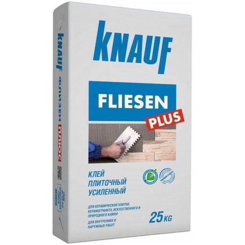 Клей для керамогранита Knauf Fliesen plus