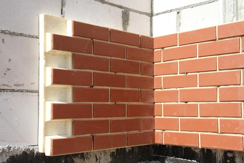 преимущества отделки фасада термопанелями с клинкерной плиткой
