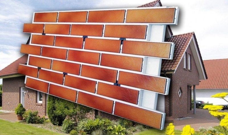 Клинкерные фасадные термопанели: преимущества, технические характеристики