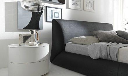 Выбор прикроватной тумбы для современной спальни