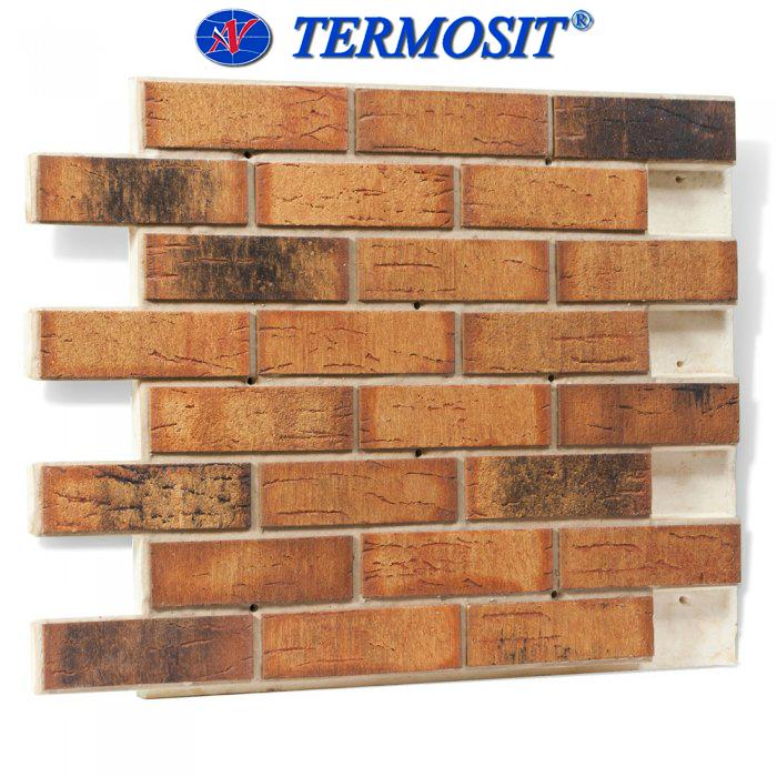 фасадные термопанели Termosit
