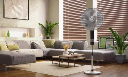 Напольный вентилятор для дома – лучшие модели 2019 года