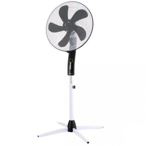 Напольный вентилятор Polaris PSF 40 RC Sensor чёрный