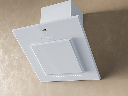 Лучшие вытяжки для кухни Kronasteel LINA 600 white 4P-S