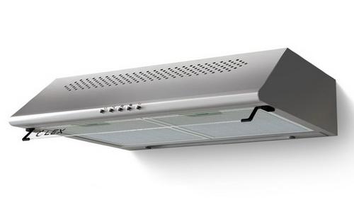 Лучшие вытяжки для кухни размером 60 см LEX Simple 600 Inox