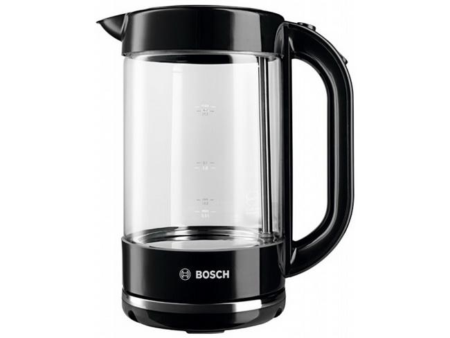 Лучший стеклянный электрочайник Bosch TWK 70A03