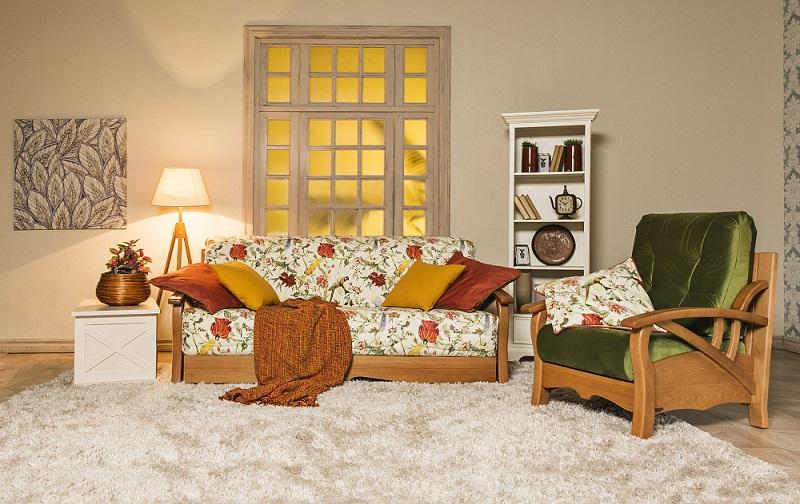 диван кровать прямой