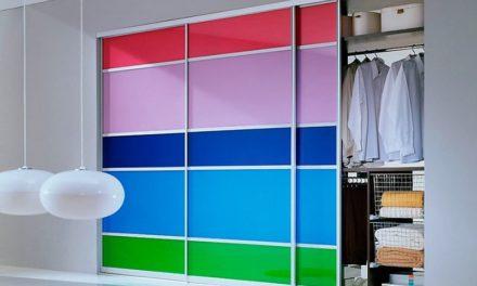 Особенности шкафов-купе в зависимости от типа помещения
