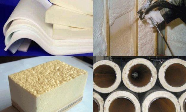 Пенополиуретан – сфера применения, где купить качественную продукцию