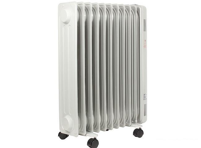 Масляный радиатор комнатный