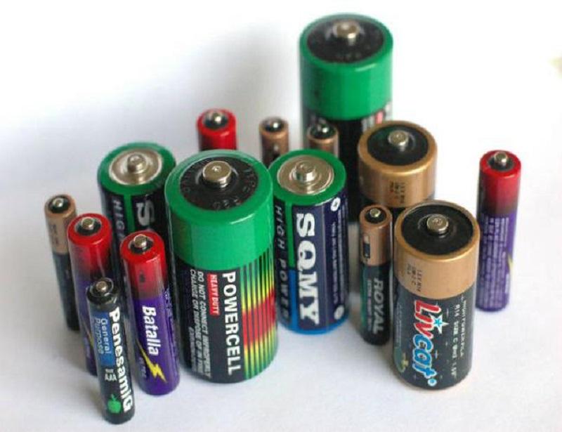 одноразовые первичные батарейки