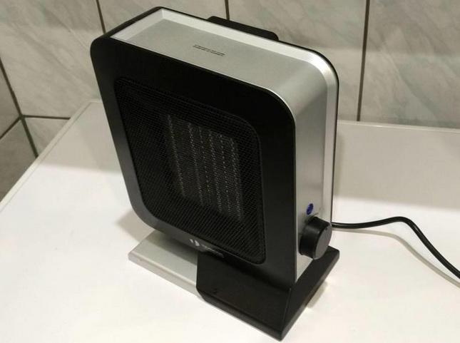 Лучший обогреватель для квартиры, тепловентилятор Timberk TFH T15NTK