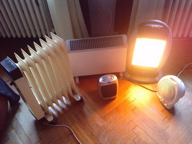 Виды комнатных обогревателей для квартиры