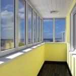 Как без нарушения закона выполнить остекление балкона?