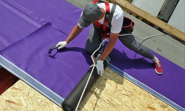 Подкладочный ковёр под гибкую черепицу Технониколь. Назначение, характеристики и цена материала
