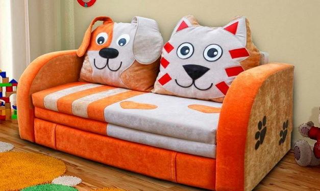 Как выбрать детский диван-кровать. На что нужно обращать внимание?