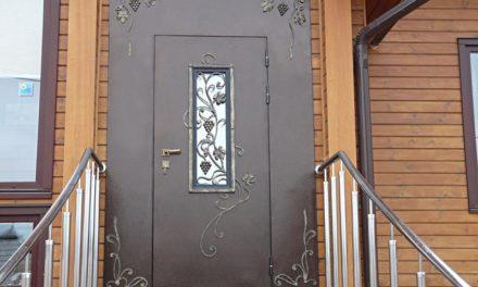 Металлические входные двери Альянс