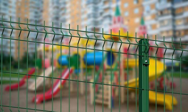 Качественные ограждения для детского сада – основа безопасности