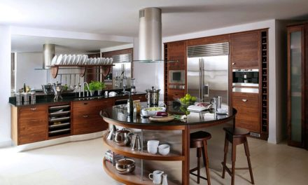 Кухня как мини-остров: 7 вариантов для любого помещения