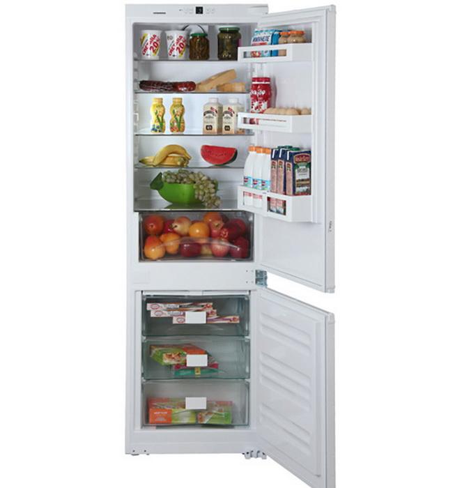 Лучшие встраиваемые холодильники, модель Liebherr ICUNS 3324 Comfort No Frost
