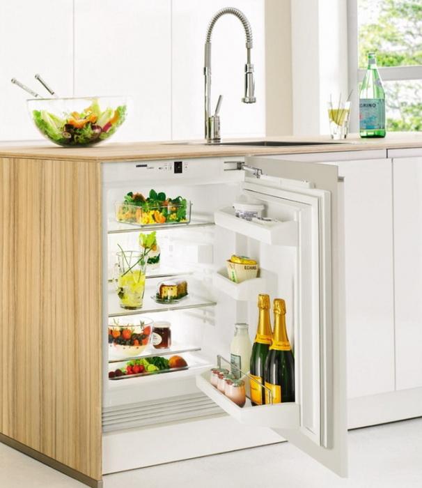 Маленький встраиваемый холодильник Liebherr IK 1620 comfort