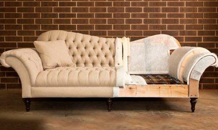 В каких случая целесообразна перетяжка мягкой мебели