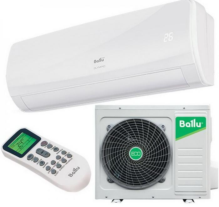 Лучшие производители кондиционеров и сплит-систем - компания Ballu