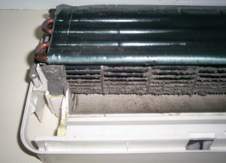 Чистка радиатора кондиционера своими руками