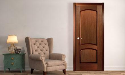 Шпонированные двери – что это, устройство, виды, преимущества