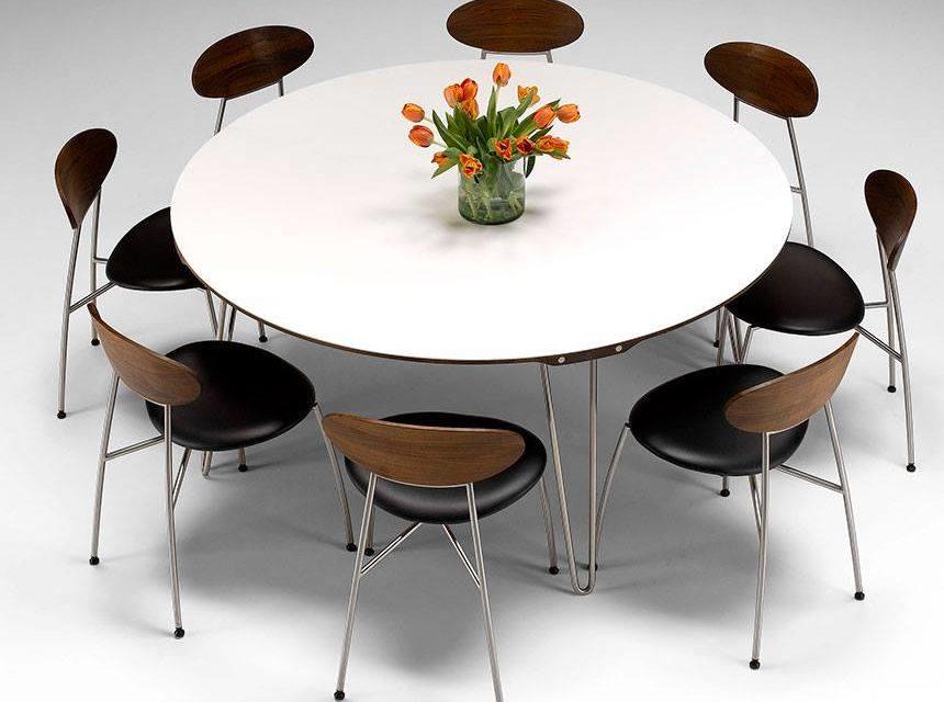 Преимущества круглого стола – 7 причин, чтобы купить круглый стол