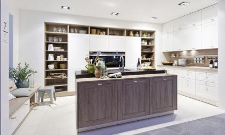 Основные достоинства немецких кухонь Nolte Kuchen