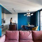 Как оформить кухню, совмещенную с гостиной