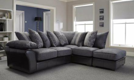 Угловой диван в гостиную: преимущества и основные моменты выбора