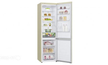 Идеальный выбор для кухни – Двухкамерный холодильник LG GA-B509SVDZ, описание, характеристики